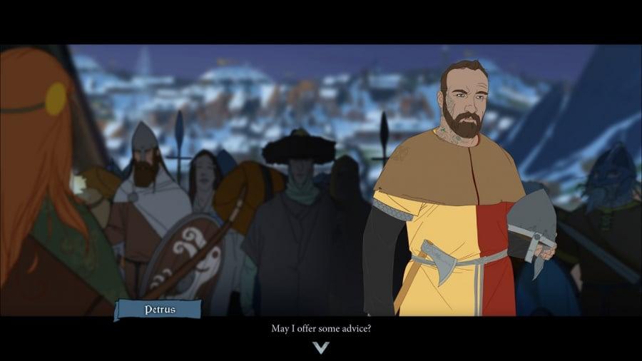 The Banner Saga 3 Review - Screenshot 4 of 4