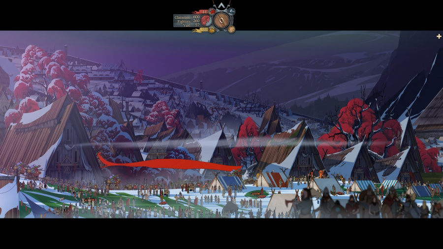 The Banner Saga 3 Review - Screenshot 1 of 5