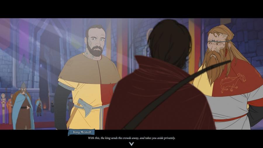 The Banner Saga 3 Review - Screenshot 1 of 4