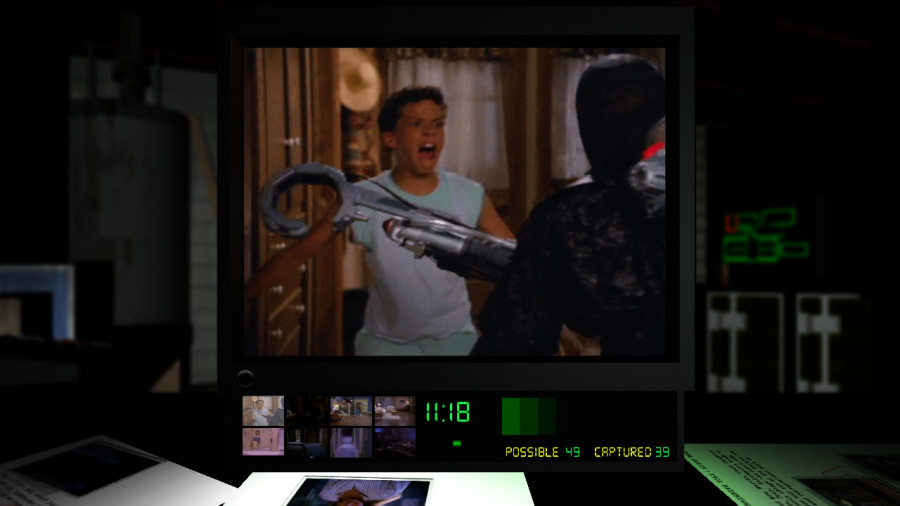 Night Trap - 25th Anniversary Edition Review - Screenshot 5 of 6
