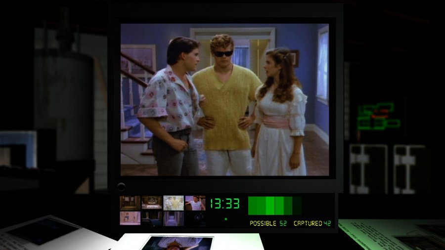 Night Trap - 25th Anniversary Edition Review - Screenshot 3 of 6