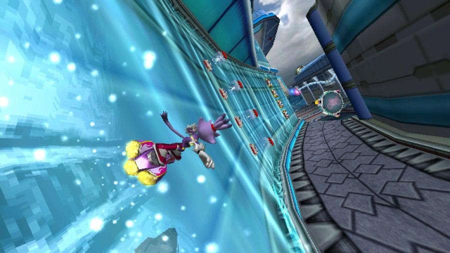 Sonic Riders: Zero Gravity Review - Screenshot 4 of 5