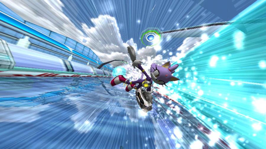 Sonic Riders: Zero Gravity Review - Screenshot 1 of 5
