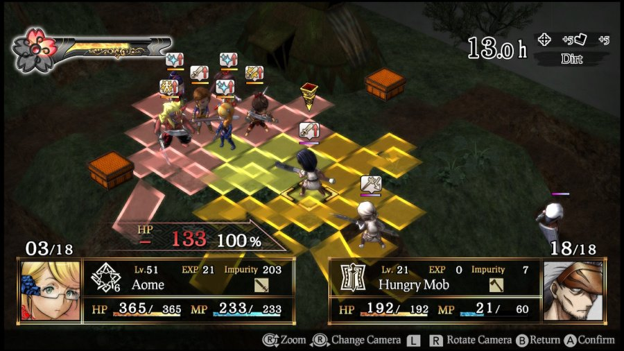 God Wars: The Complete Legend Review - Screenshot 5 of 5