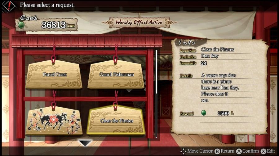 God Wars: The Complete Legend Review - Screenshot 1 of 5