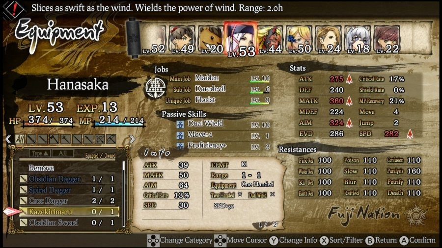 God Wars: The Complete Legend Review - Screenshot 3 of 5