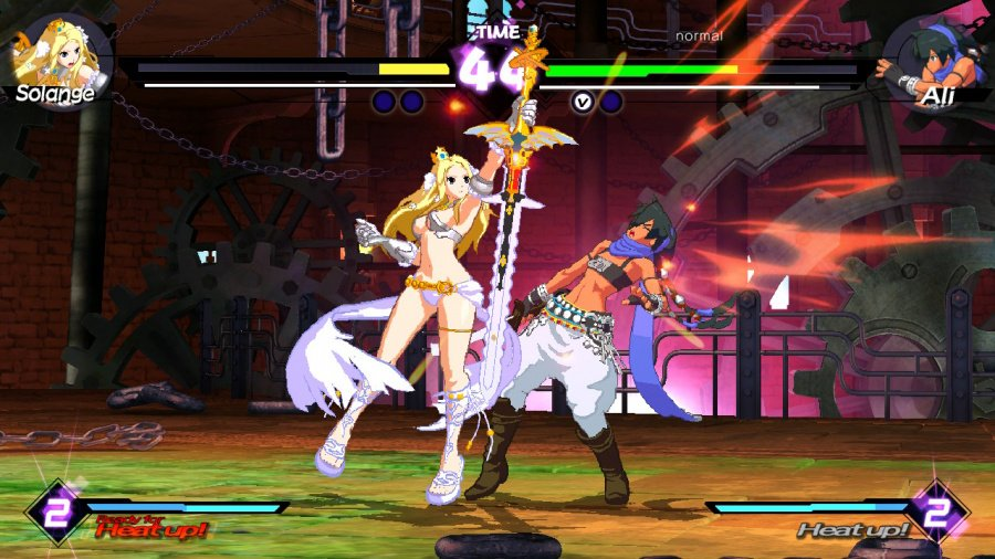 Blade Strangers Review - Screenshot 2 of 4