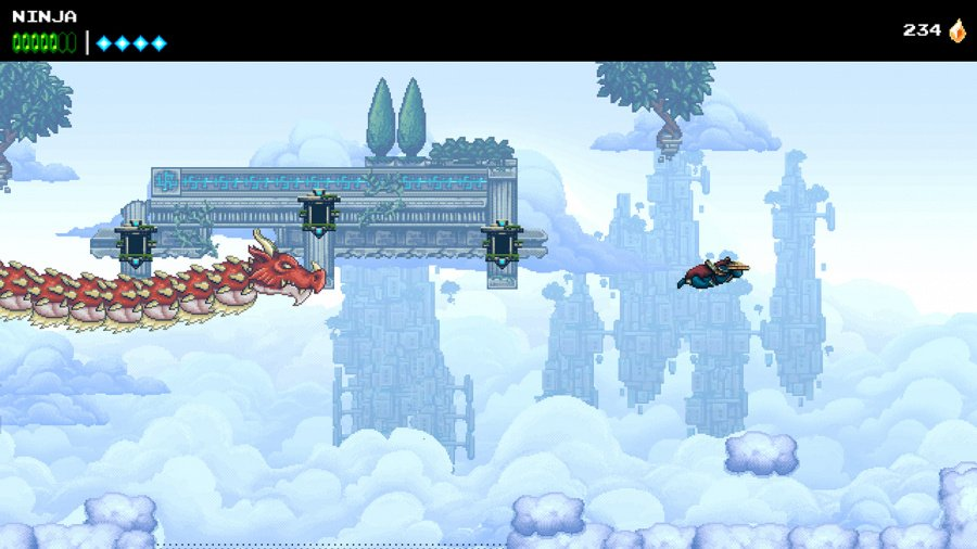 The Messenger Review - Screenshot 1 of 5