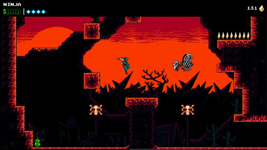 The Messenger Review - Screenshot 5 of 5
