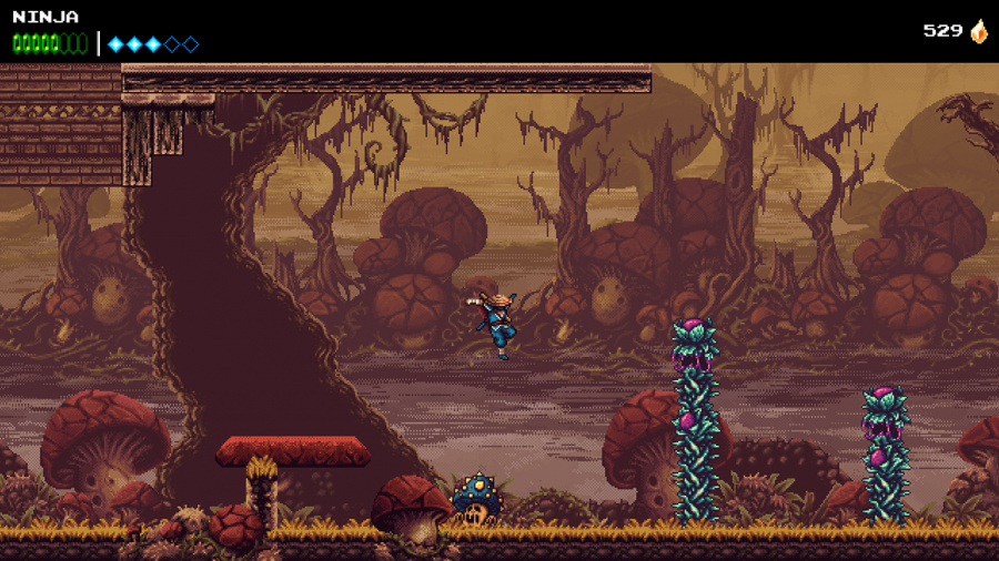 The Messenger Review - Screenshot 2 of 5