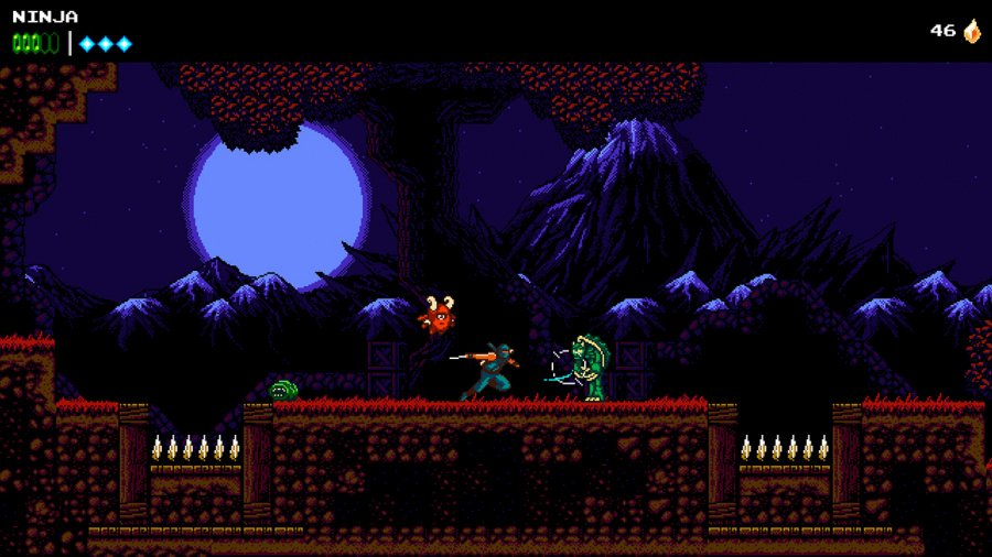 The Messenger Review - Screenshot 4 of 5