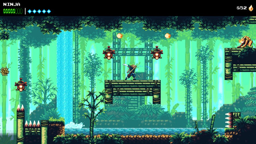 The Messenger Review - Screenshot 3 of 5