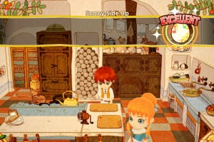 Little Dragons Café Screenshot