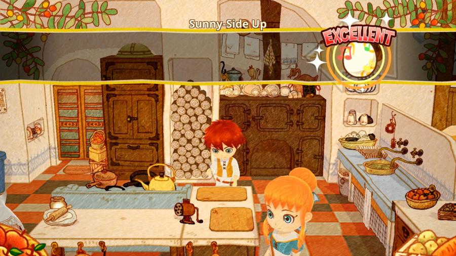 Little Dragons Café Review - Screenshot 1 of 2