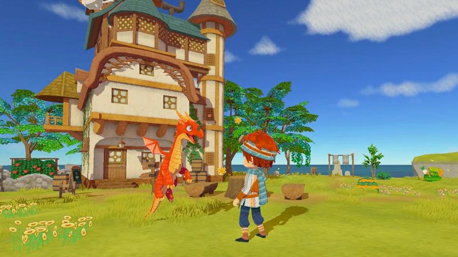 Little Dragons Café Review - Screenshot 2 of 3