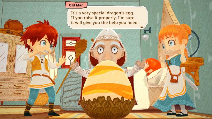 Little Dragons Café Review - Screenshot 1 of 3