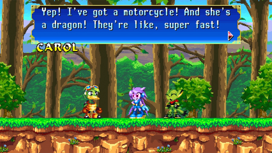 Freedom Planet Review - Screenshot 3 of 5
