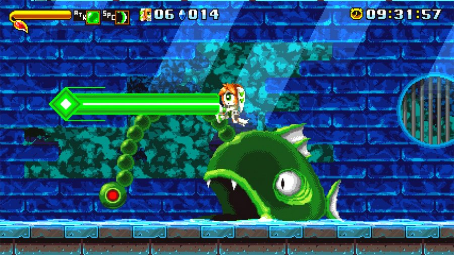 Freedom Planet Review - Screenshot 4 of 5