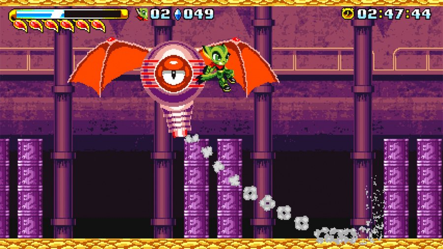 Freedom Planet Review - Screenshot 1 of 5