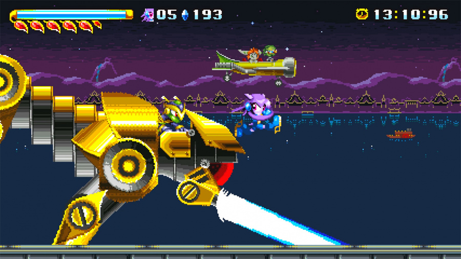 Freedom Planet Review - Screenshot 5 of 5
