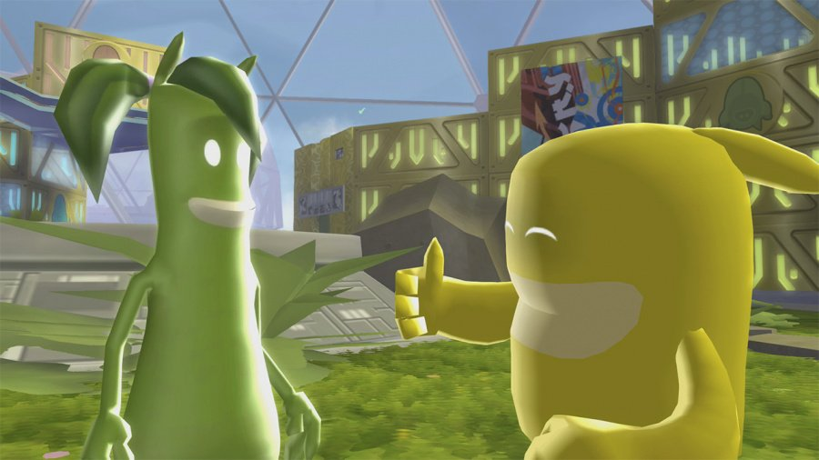 de Blob 2 Review - Screenshot 4 of 4