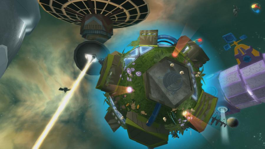 de Blob 2 Review - Screenshot 2 of 4