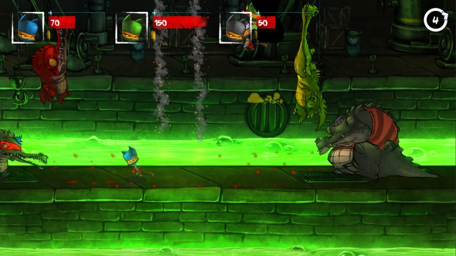 Claws of Furry Review - Screenshot 1 of 4