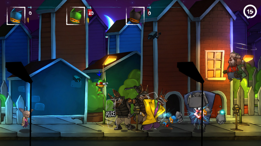 Claws of Furry Review - Screenshot 3 of 4