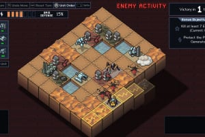 Into The Breach Screenshot