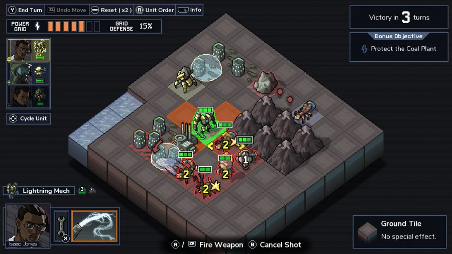 Into The Breach Review - Screenshot 1 of 4