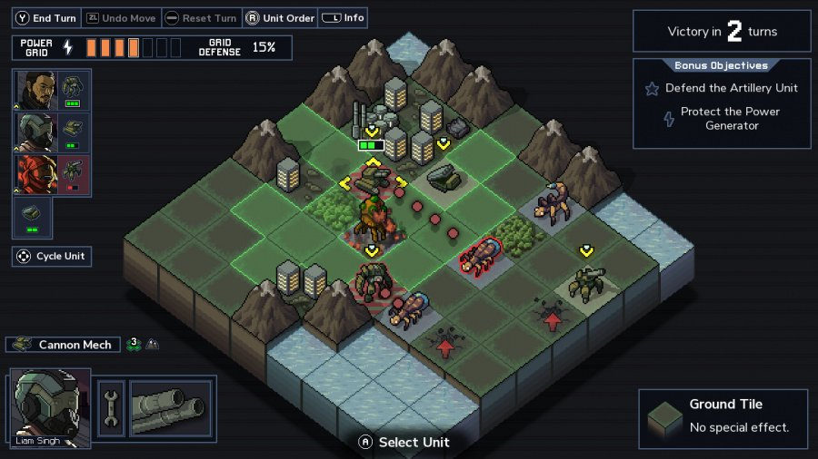 Into The Breach Review - Screenshot 2 of 5