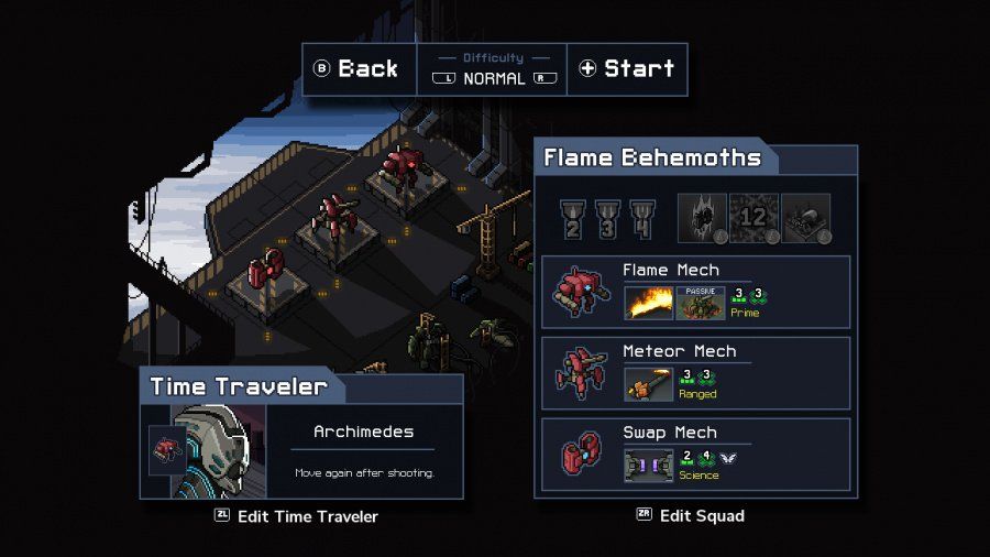 Into The Breach Review - Screenshot 3 of 5