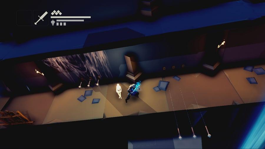 Fall of Light: Darkest Edition Review - Screenshot 2 of 4