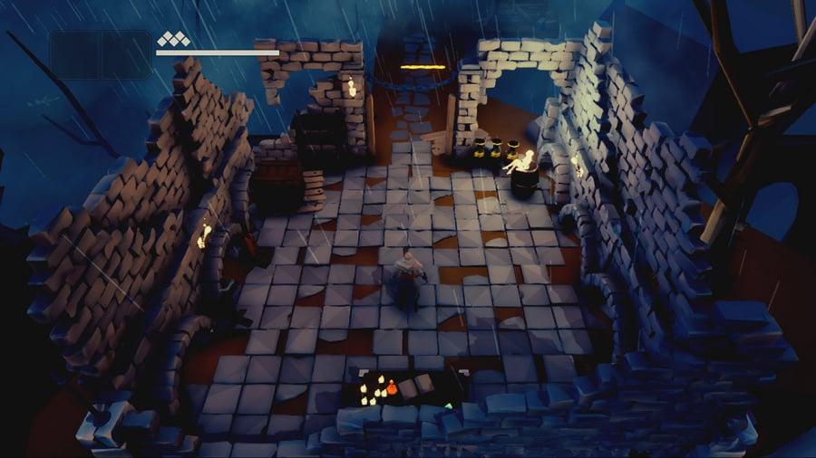 Fall of Light: Darkest Edition Review - Screenshot 4 of 4