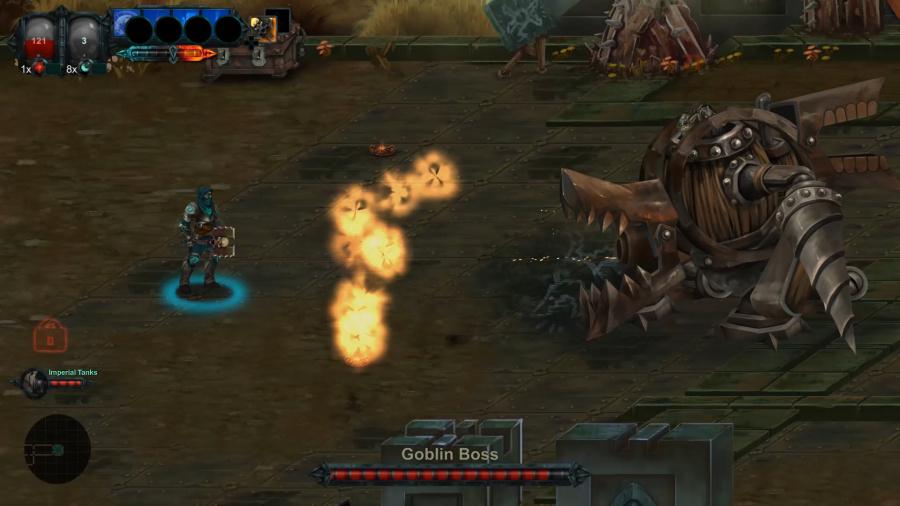 Moonfall Ultimate Review - Screenshot 4 of 4