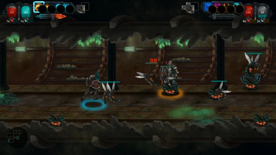 Moonfall Ultimate Review - Screenshot 2 of 4