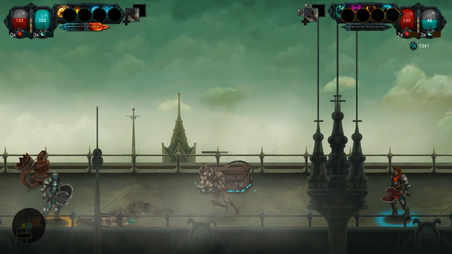 Moonfall Ultimate Review - Screenshot 1 of 4