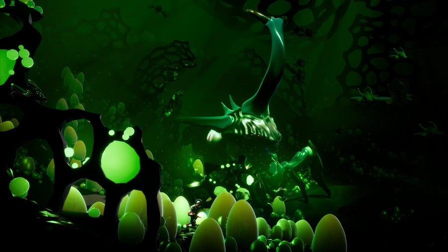Planet Alpha Review - Screenshot 3 of 4
