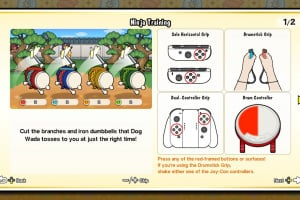 Taiko no Tatsujin: Drum'n'Fun! Screenshot