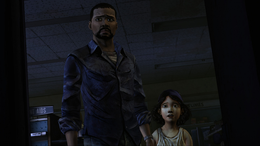 The Walking Dead: The Complete First Season Review - Screenshot 2 of 3