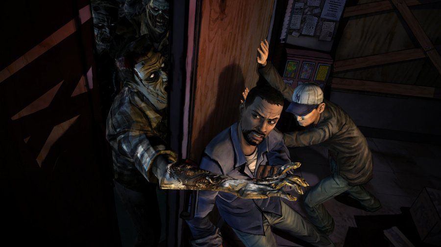 The Walking Dead: The Complete First Season Review - Screenshot 3 of 3