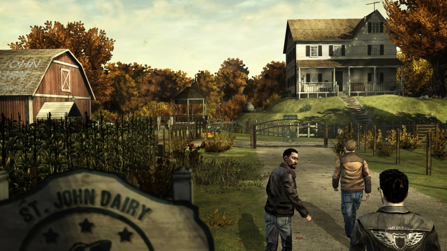 The Walking Dead: The Complete First Season Review - Screenshot 1 of 3