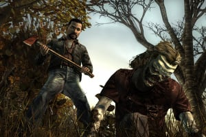 The Walking Dead: The Complete First Season Screenshot