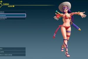 SNK Heroines: Tag Team Frenzy Screenshot