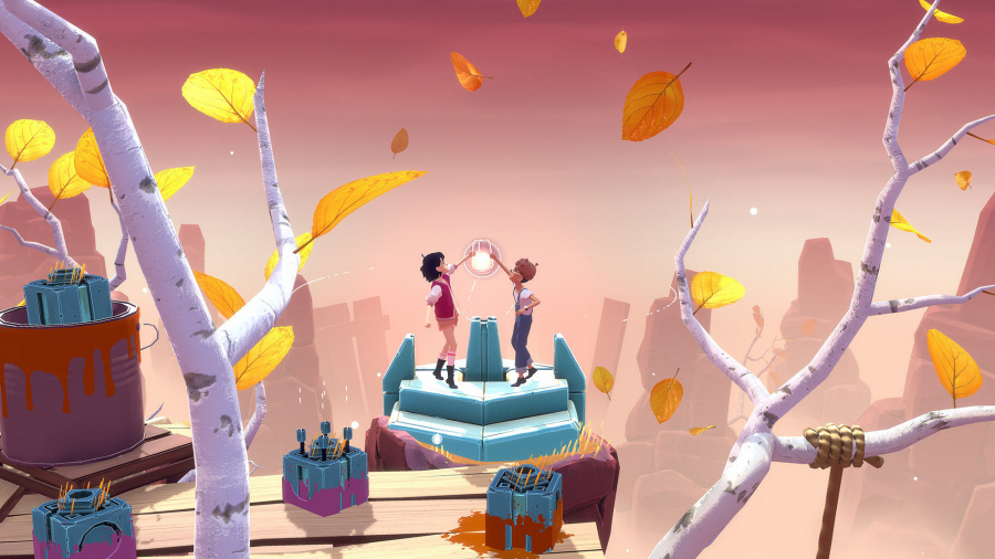 The Gardens Between Review - Screenshot 2 of 3