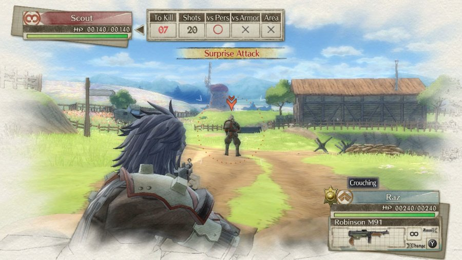 Valkyria Chronicles 4 Review - Screenshot 5 of 6