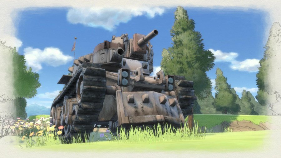 Valkyria Chronicles 4 Review - Screenshot 4 of 6