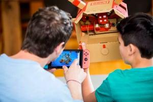 Nintendo Labo Toy-Con 03: Vehicle Kit Screenshot