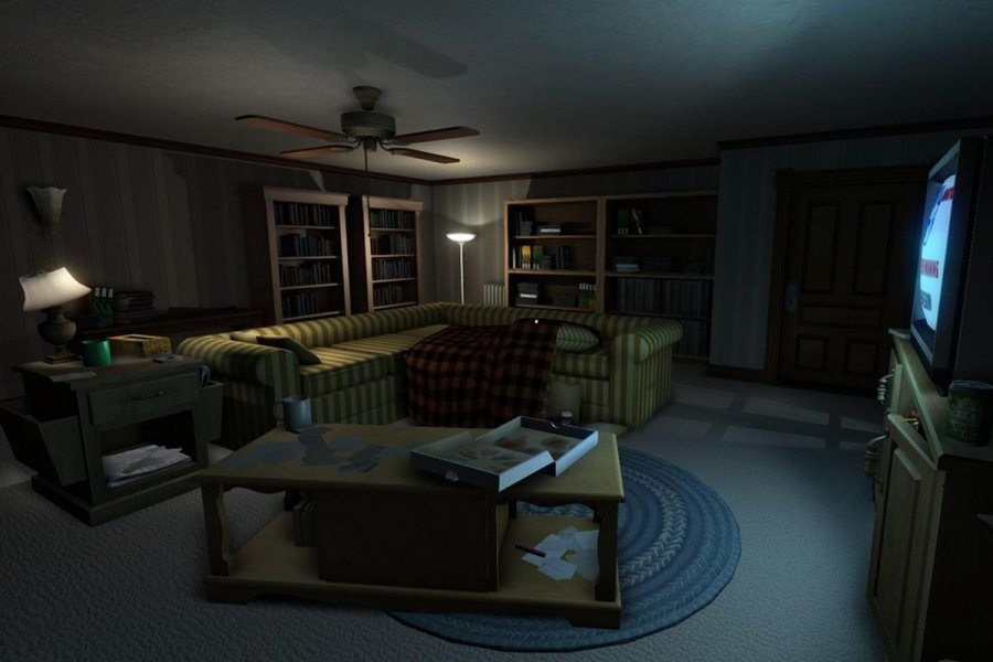 Gone Home Review - Screenshot 1 of 3