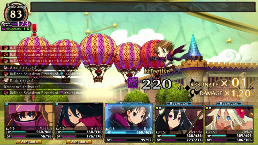 Labyrinth Of Refrain: Coven Of Dusk Review - Screenshot 1 of 3